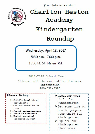 K Roundup Flyer 2017